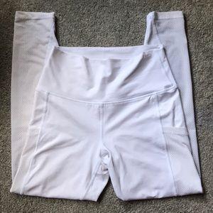 White Aerie leggings